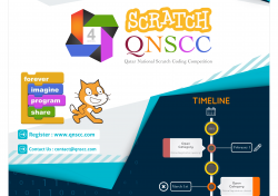 Qatar National Scratch Coding Competition Edition 2021